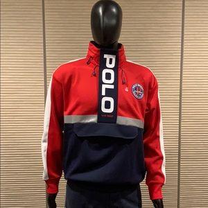Polo Sport Ralph Lauren half zip pullover NWT